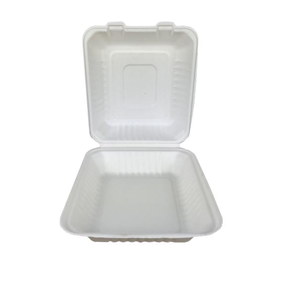 Menubox 1-dzielny z trzciny cukrowej