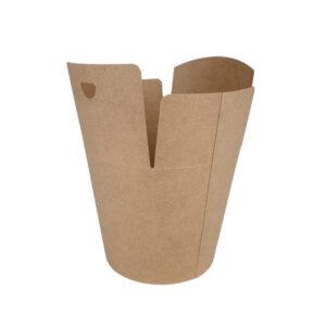 Kebab/ noodle box papierowy