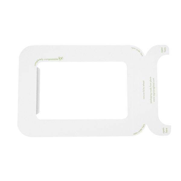 Pokrywka z oknem PLA