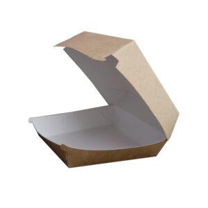 Pudełko na hamburgera duże kraft