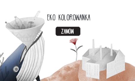 Eko kolorowanka